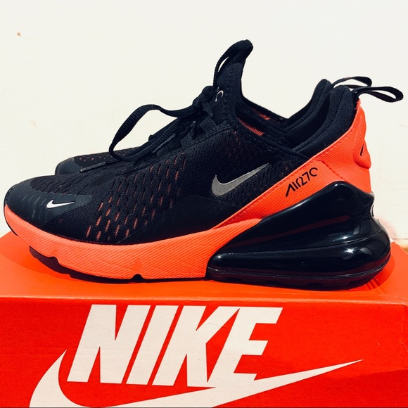 Nike Shoes | Nike Air Max 27 Neon Red